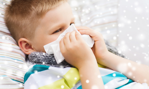 Причины и лечение длительного насморка у ребенка