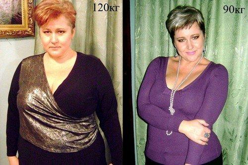 Фото до и после яичной диеты