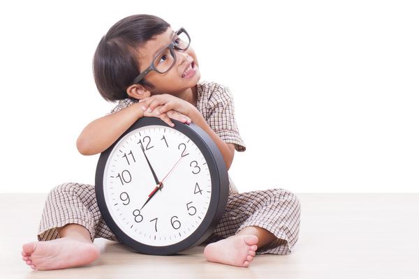 Научить понимать время по часам