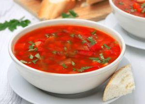 Суп борщ