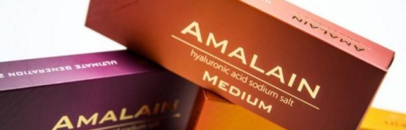 Препараты Амалайн (Amalain) виды, свойства, отзывы
