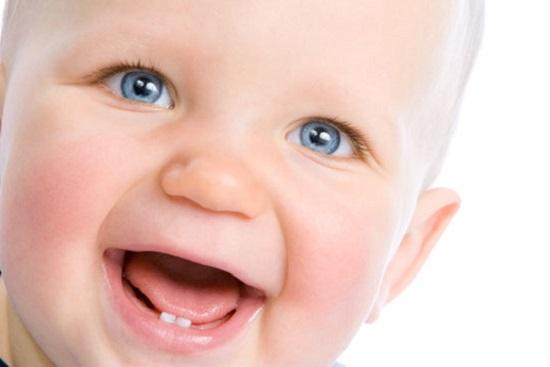 Насморк при прорезывании зубов у детей