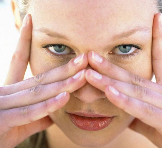 Почему из носа течет вода?