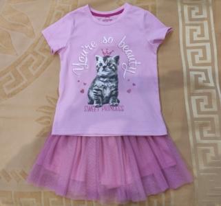 Я принцесса! или еще немного розового в гардероб