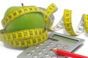 Яблоко и калькулятор