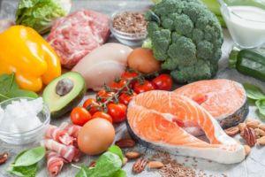 Рацион кетозной диеты