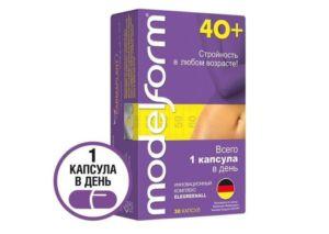 Препарат Модельформ 40