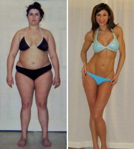 Похудение после диеты 5 ложек