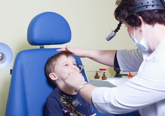 Подробно о лечении и симптомах аденойдов у детей 1, 2, 3 степени