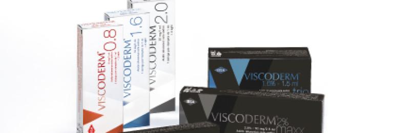 Биоревитализация препаратом Viscoderm (Вискодерм)