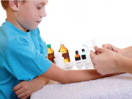 Что делать, если ребенок заболел после Манту?
