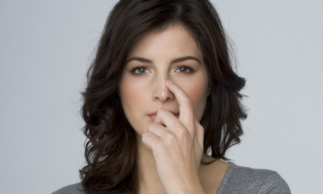Как избавиться от корок в носу