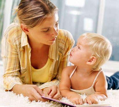 научить ребенка разговаривать в 2 года