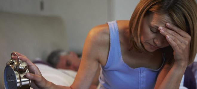 Лечение бессонницы при ВСД