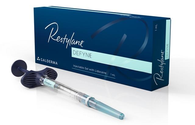 контурная пластика лица препаратом Рестилайн