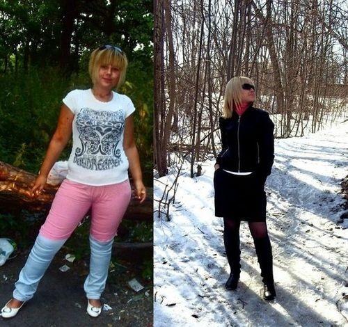 Фото до и после диеты Маргариты Королевой