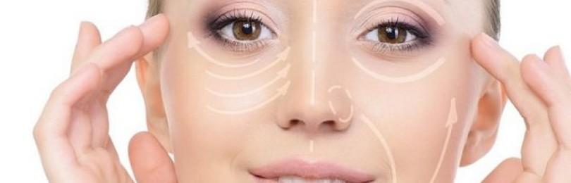Виды контурной пластики лица