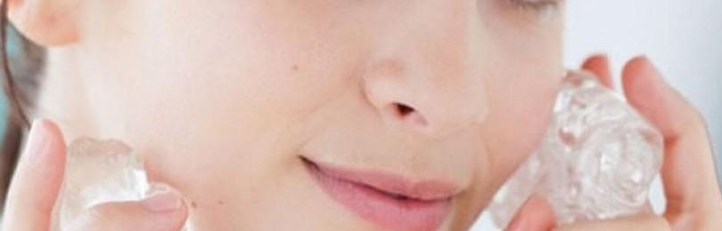 Криопилинг очищение кожи холодом