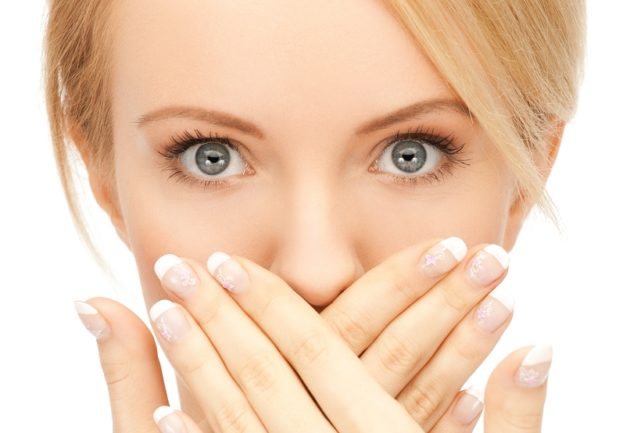 Причины сухости и жжения в носу