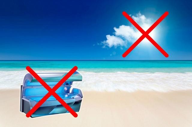 запрещены солярий и загар после мезотерапии