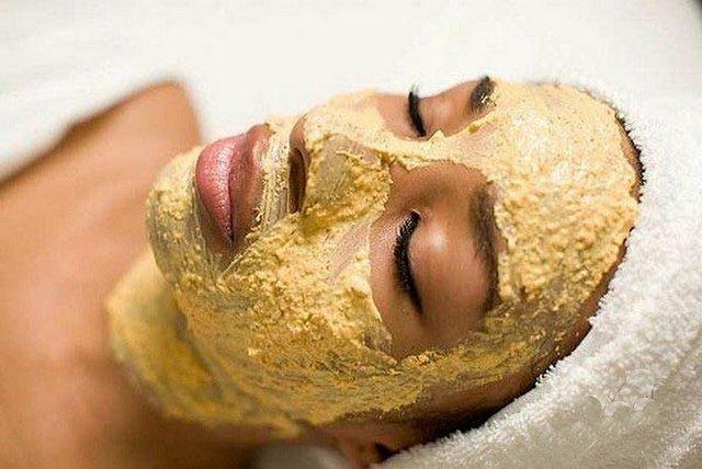 банановая маска для лифтинга лица