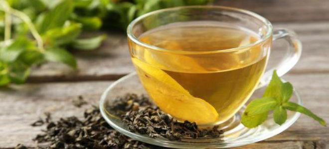 Какой чай можно пить перед сном?