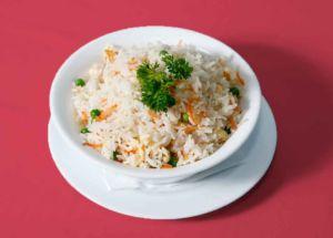 Рисовая каша с овощами