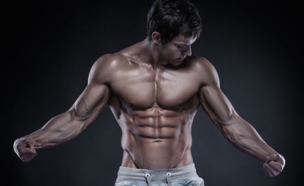 Как накачать грудные мышцы?