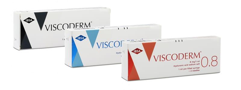 Виды препарата Viscoderm (Вискодерм)