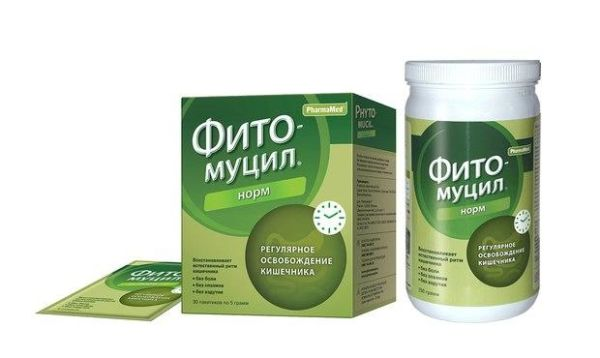 Препарат Фитомуцил Слим Смарт