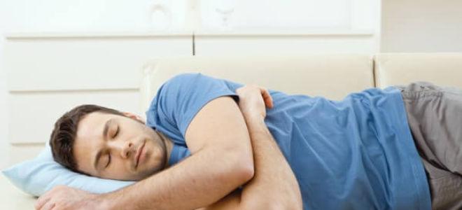 Почему потеет голова во сне у мужчин
