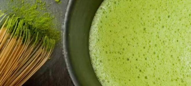 Зеленый чай матча (маття) – описание, польза и вред, заваривание