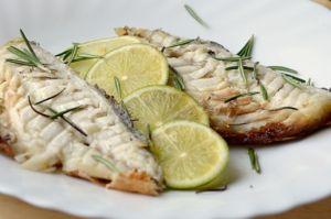 Рыба диетическая