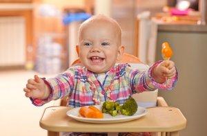 Составляем меню для годовалого малыша на каждый день