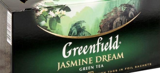 Зеленый чай Гринфилд (Greenfield) – особенности и виды в пакетиках, пирамидках