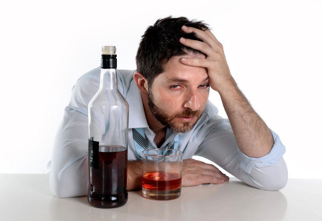 Бессонница из-за алкоголизма