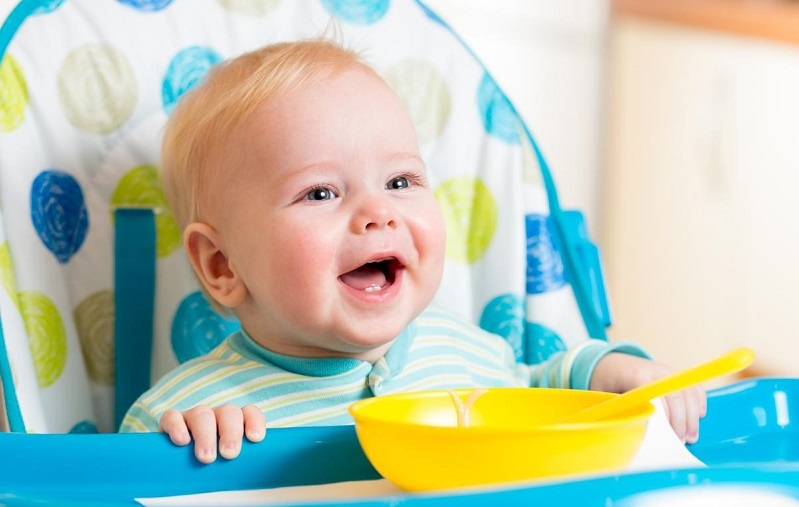 еда малышу в 1 год