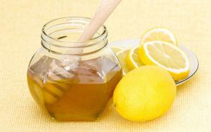 Напиток из лимона и меда