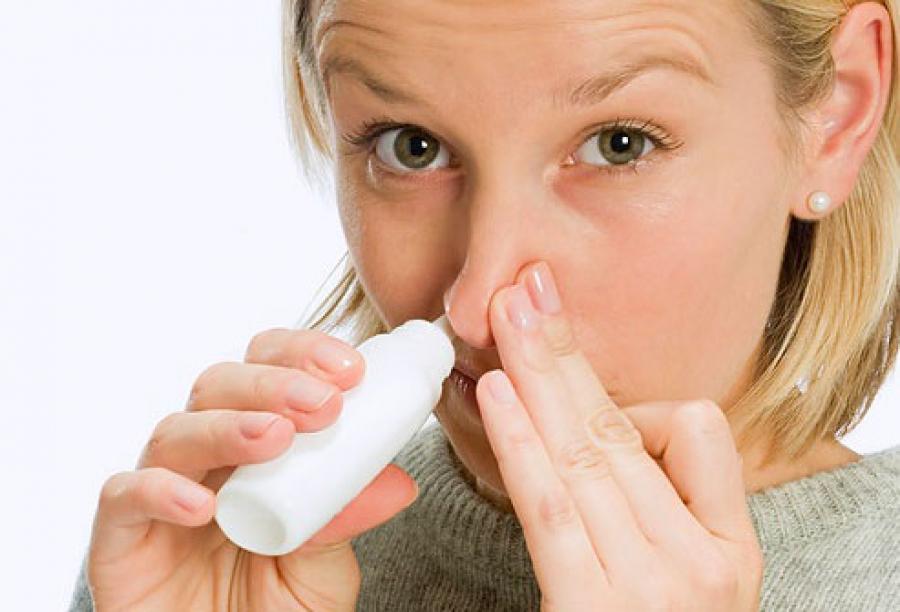 Лечение слизистой носа