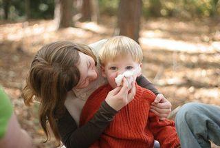 Правильное лечение насморка у ребенка 2-х лет