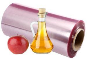Яблочный уксус и пленка