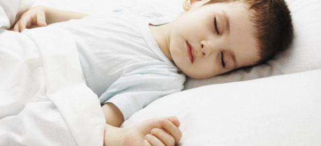 Ночной апноэ у детей