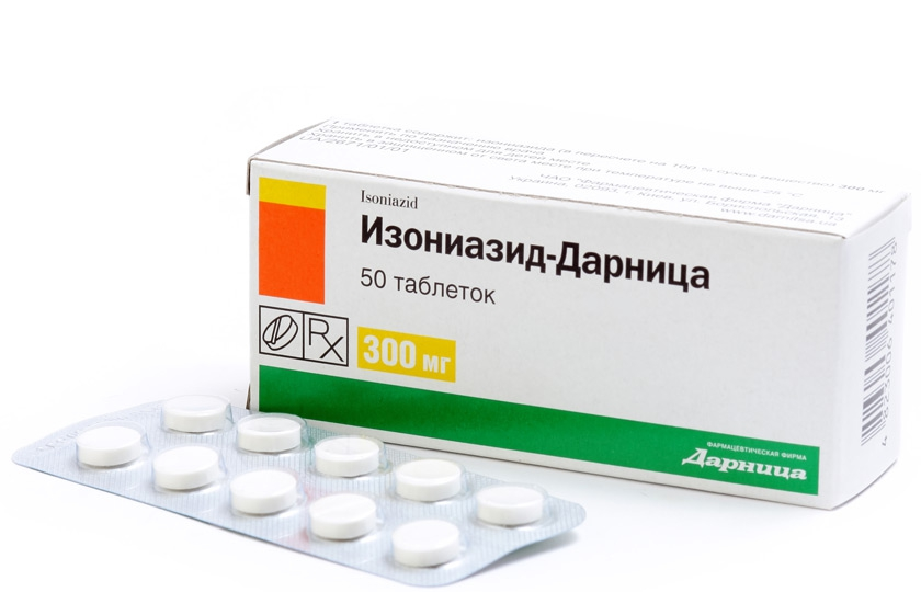 Как применять Изониазид при туберкулезе?