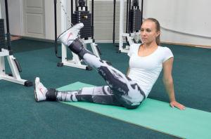 Упражнения Бубновского для ног