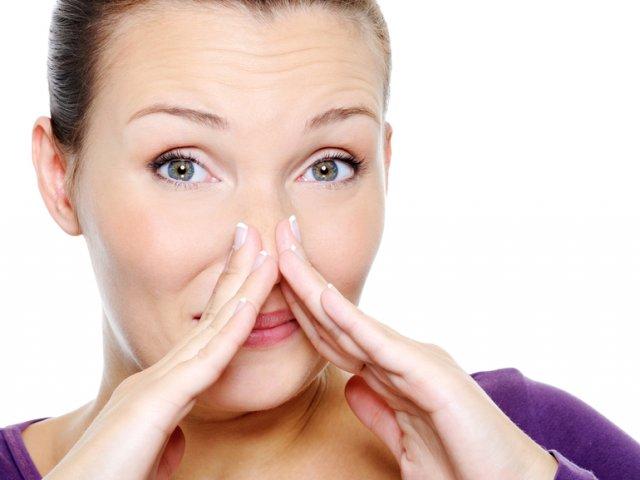 Причины появления гноя из носа