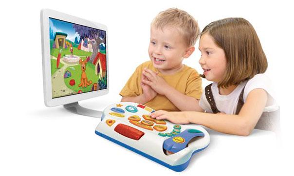 компьютерные игры и ребенок