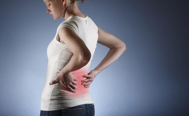 Боль в области спины