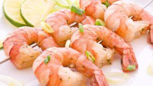 Морепродукты для диеты