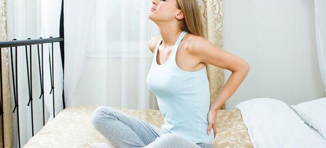 Болит спина после сна: обзор главных причин с методами лечения