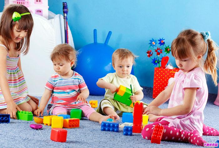 Варианты развивающих игр для детей